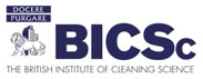 ISO Cleaning Services are registered members of the British Institue Cleaning Science