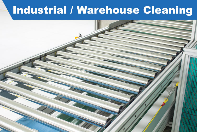 Industrial Warehouse Cleaning Colchester