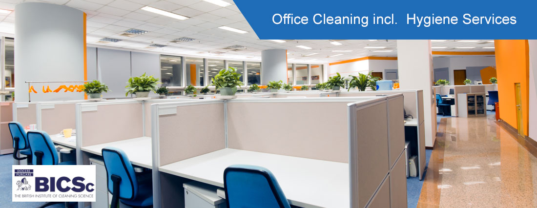 Office Cleaning & Hygiene Services - ISO Cleaning Services